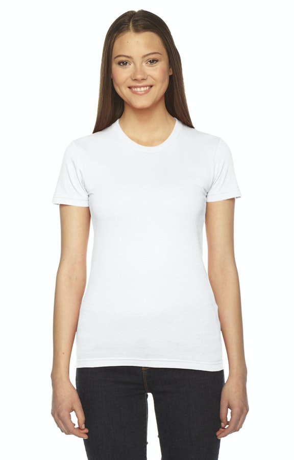 American Apparel 2102 White