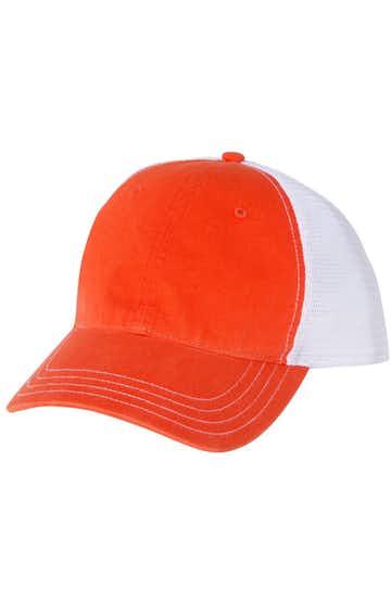 Richardson 111 Orange/ White