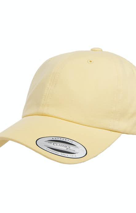 Yupoong 6245PT Yellow