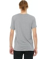 Bella + Canvas 3415C Athletic Gray Triblend