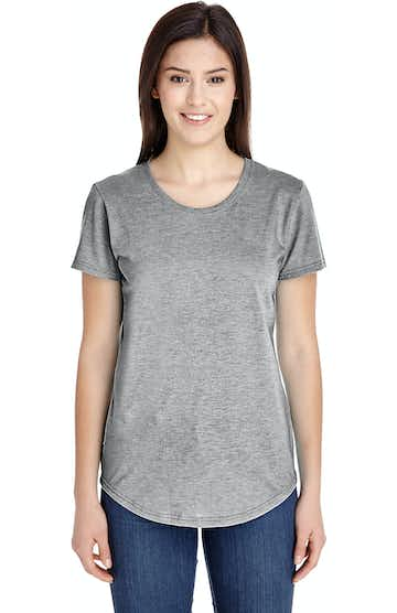 Anvil 6750L Heather Grey