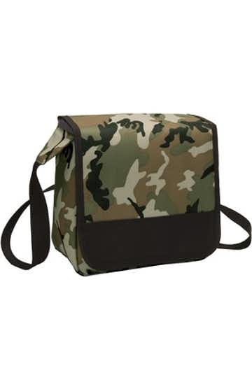 Port Authority BG753 Miltry Camo / Black