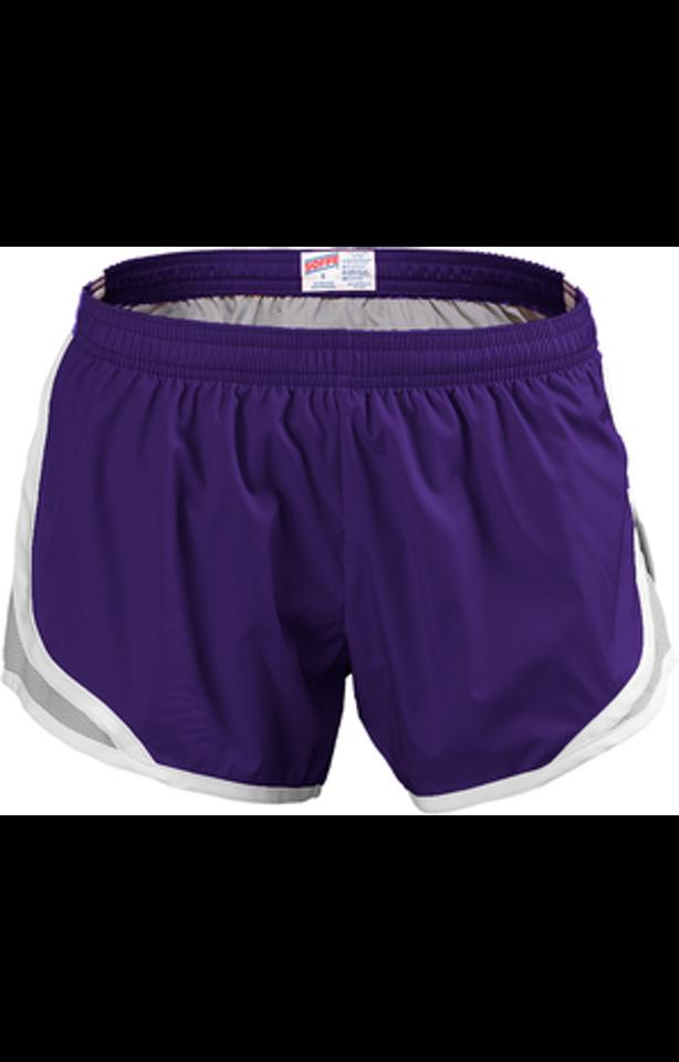 Soffe S081GP Purple / Silver