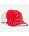 Pacific Headwear 0V67PH Red/White