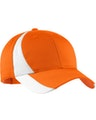 Sport-Tek STC11 Orange / White
