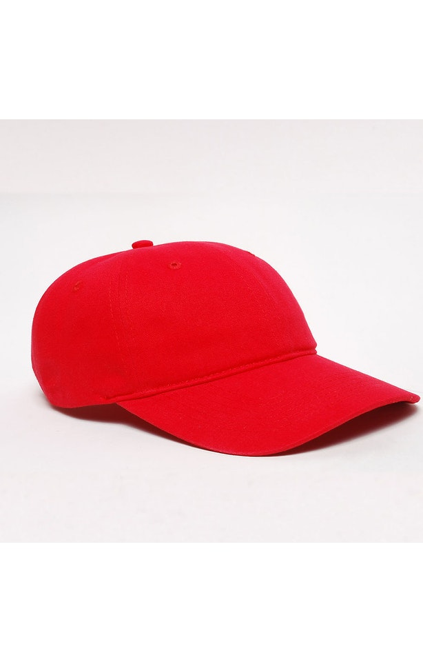 Pacific Headwear 0201PH Red