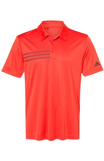 Adidas A324 Blaze Orange/ Black