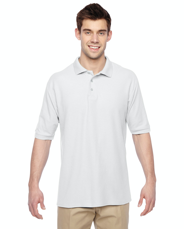 Jerzees 537MSR White