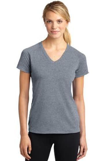 Sport-Tek LST700 Heather Gray