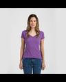 Tultex 0244TC Heather Purple