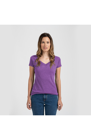 Tultex 0244TC Heather Purple