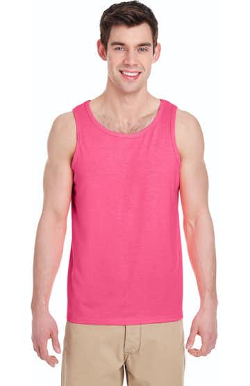 Gildan G520 Safety Pink