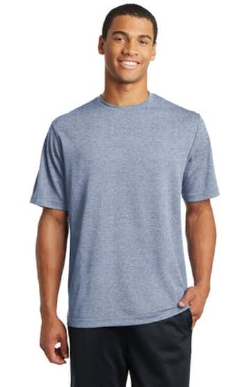 Sport-Tek ST340 True Navy Heather