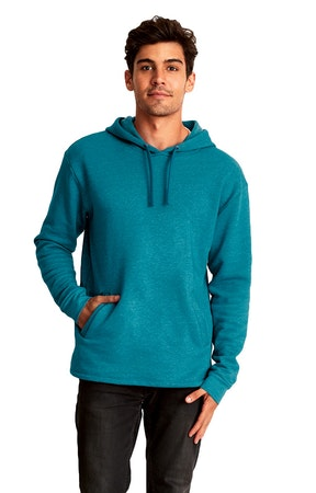 Next Level 9300 Heather Teal