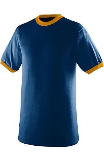 Augusta Sportswear 710 Navy/Gold