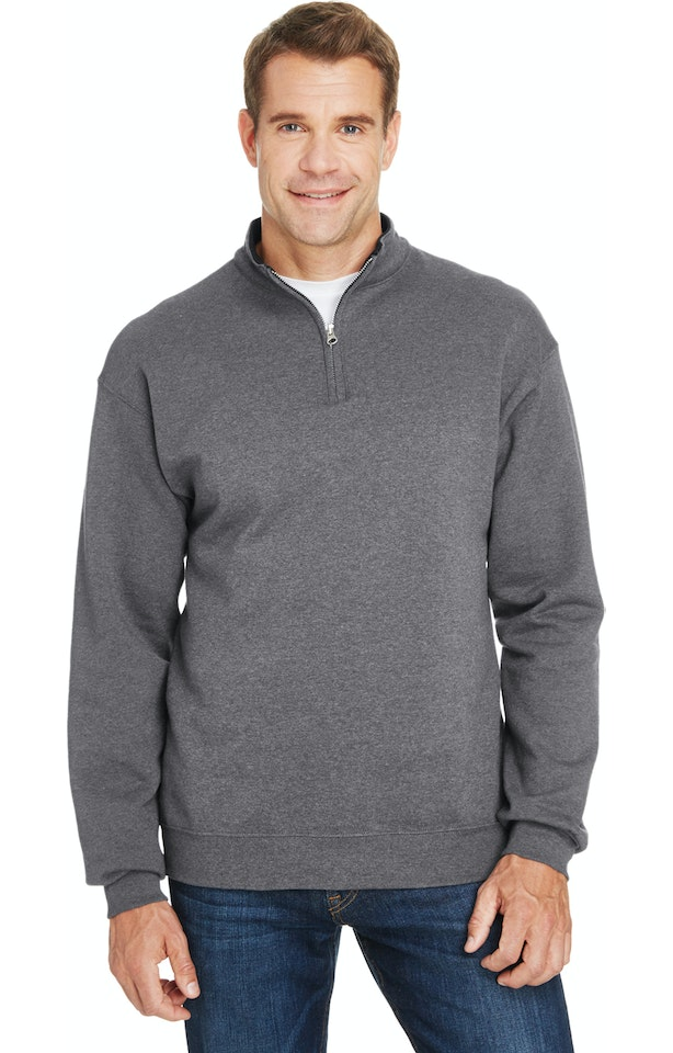 Fruit of the Loom SF95R Charcoal Heather