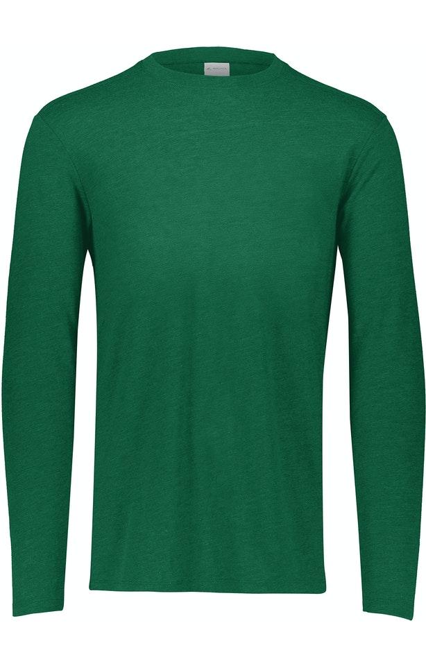 Augusta Sportswear 3076AG Dark Green Heather