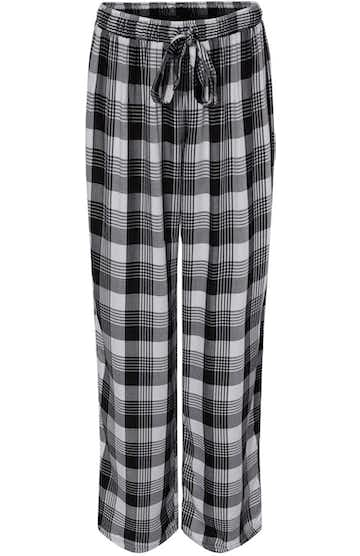 Boxercraft FL03 Black / White Plaid