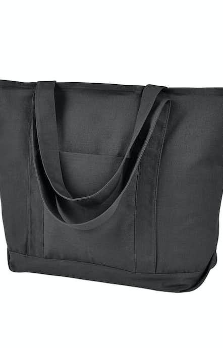 Liberty Bags 8879 Washed Black