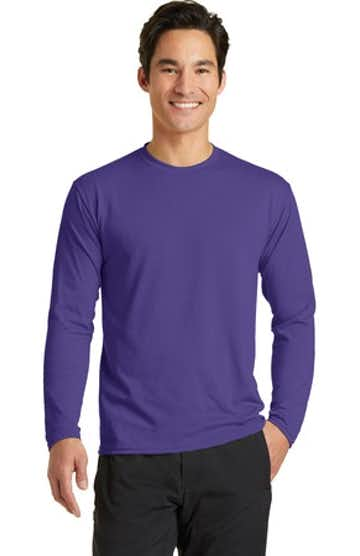 Port & Company PC381LS Purple
