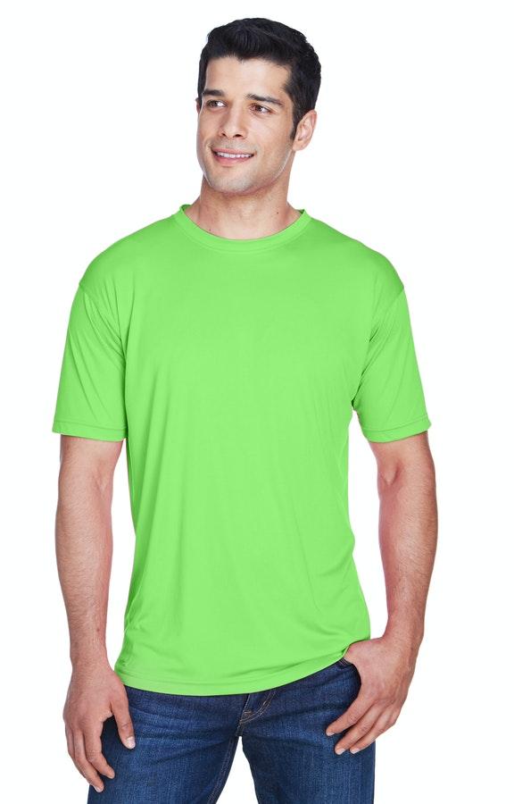 17ce3bffa8002 UltraClub 8420 Men's Cool & Dry Sport Performance Interlock T-Shirt ...