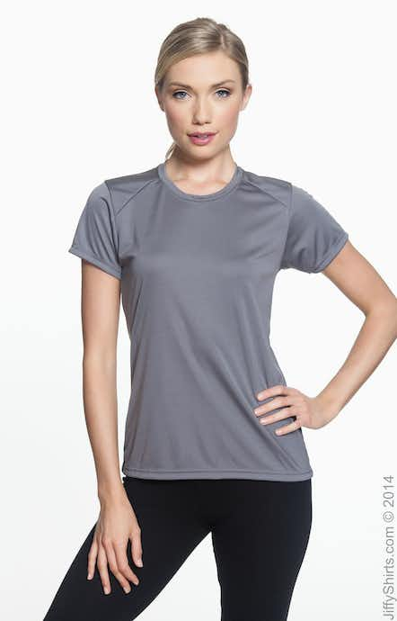0ab2a0a767a511 Ladies' Performance Racerback Tank. A4 NW3201 Graphite