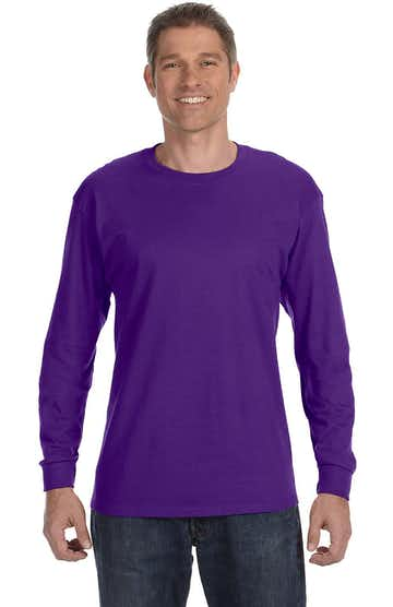 Gildan G540 Purple