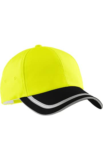 Port Authority C836 Safety Yellow / Black