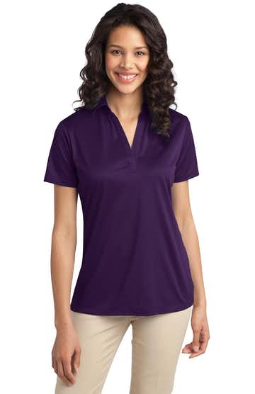 Port Authority L540 Bright Purple
