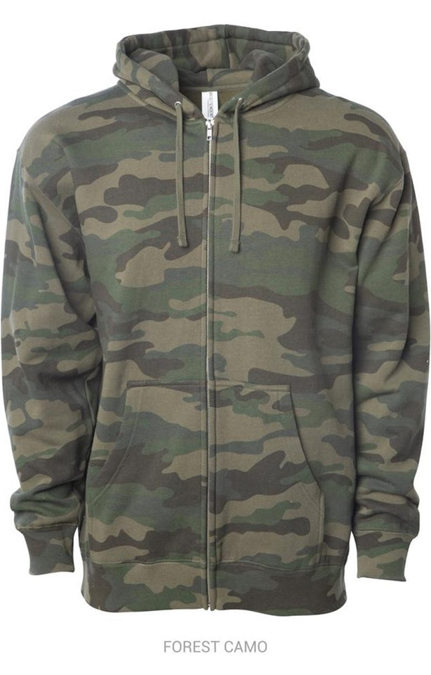 Independent Trading SS4500Z Forest Camo