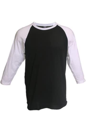 Tultex 245YTC Black/White