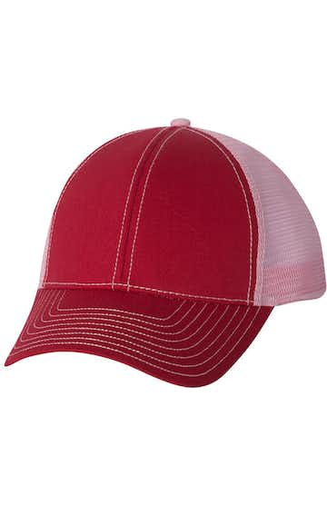 Mega Cap 7641J1 Red / Pink