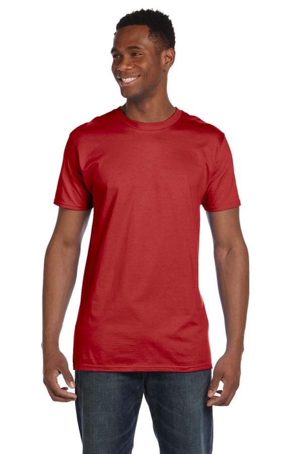 Hanes 4980 Vintage Red