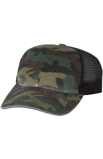 Richardson 111P Army Camo/ Black