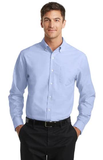 Port Authority TS658 Oxford Blue