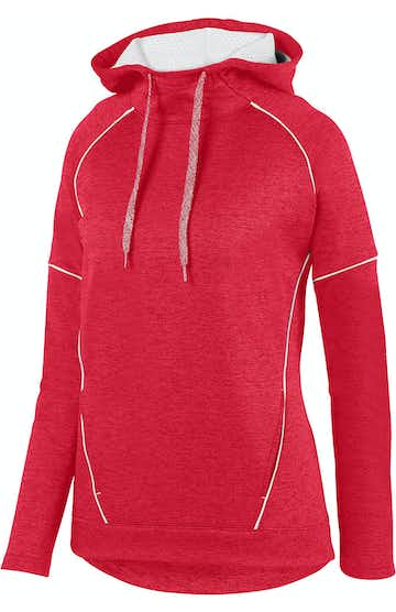 Augusta Sportswear 5556 Red/ White