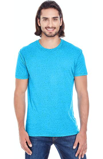 Threadfast Apparel 103A Turquoise Fleck