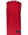 Augusta Sportswear 1730AG Red / White