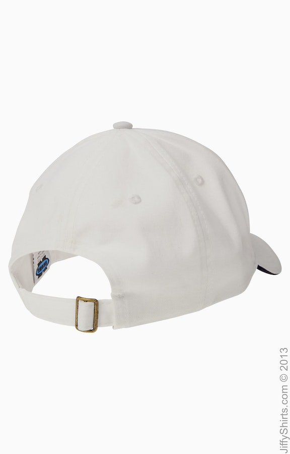 Big Accessories BX004 White/Navy