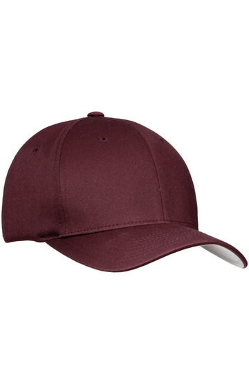 Port Authority C813 Maroon