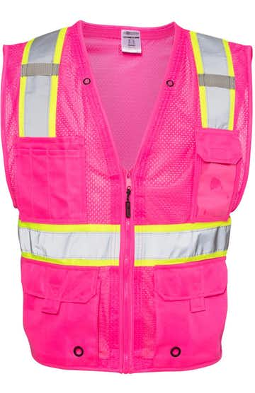 ML Kishigo B100-103 Pink / Lime - B107