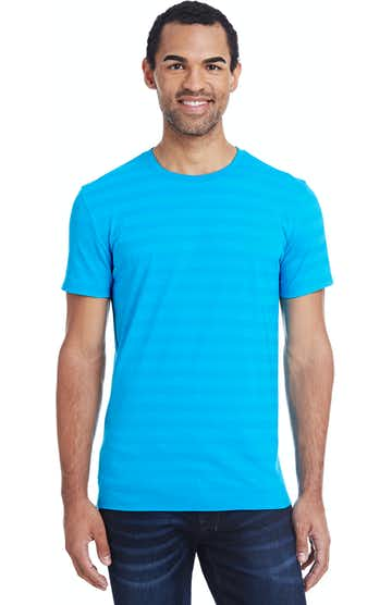 Threadfast Apparel 152A Turq Invsbl Strp