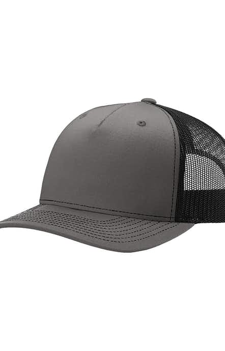 Richardson 112FP Charcoal/ Black