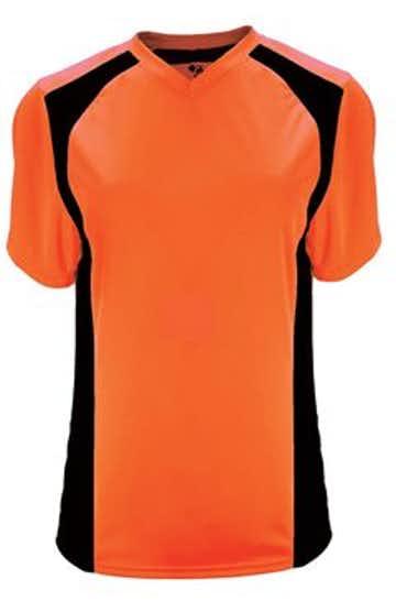 Badger 6171 Safety Orange / Black