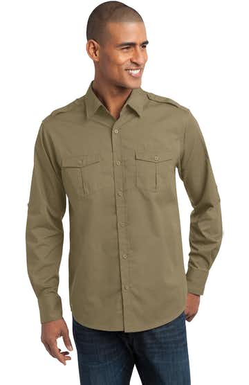 Port Authority S649 Vintage Khaki