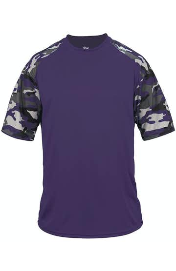 Badger 4141 Purple / Prpl Cam