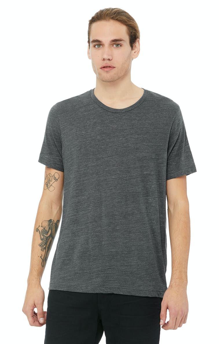 6f80f0917 Bella+Canvas 3650 Unisex Poly-Cotton Short-Sleeve T-Shirt - JiffyShirts.com