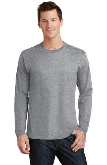 Port & Company PC450LS Athletic Heather