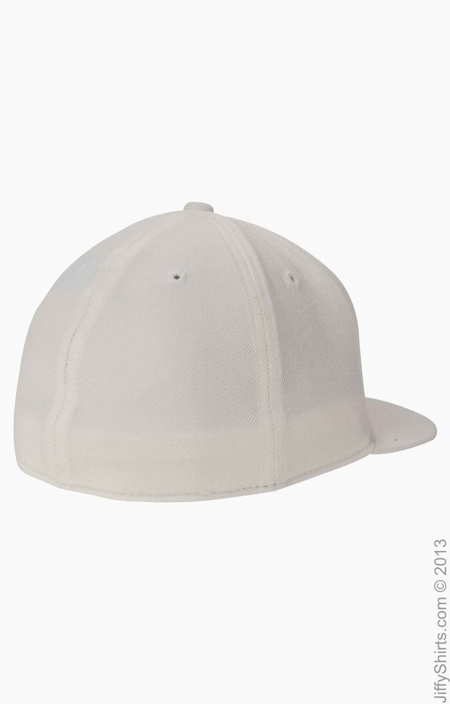 Flexfit 6210 White