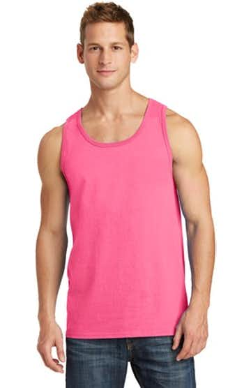 Port & Company PC54TT Neon Pink